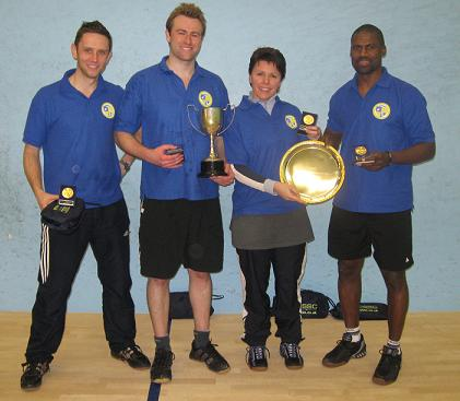 Team Winners 2009